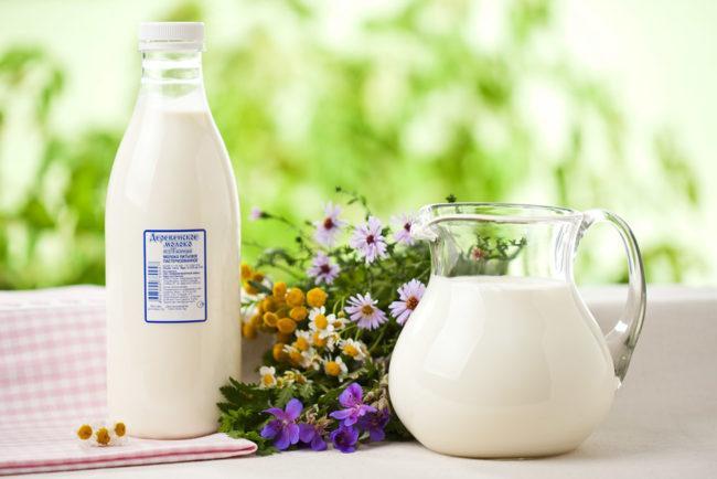 Определение свежести молока