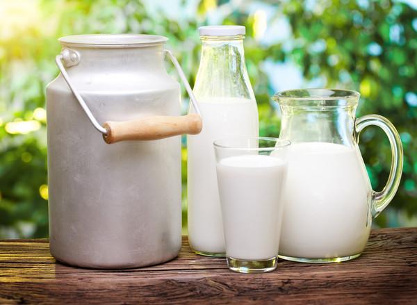 Немного о молоке