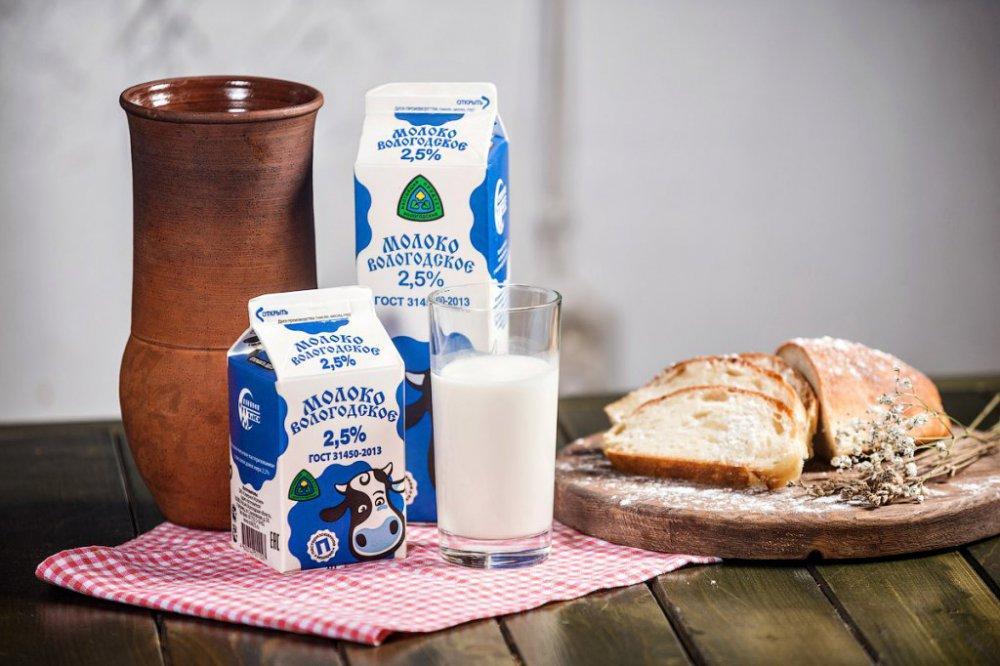 Продукция ОАО «Северное Молоко» получила звание «Продукт Года-2018»