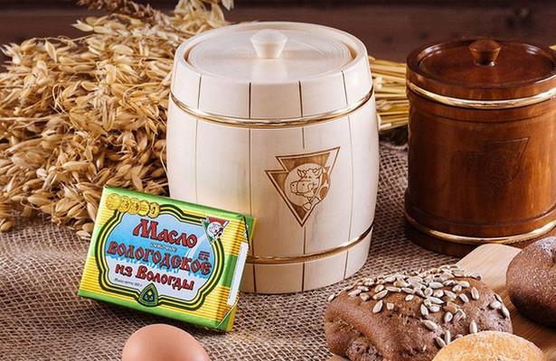 Вологодское масло получило гран-призакачество наМеждународной молочной неделе