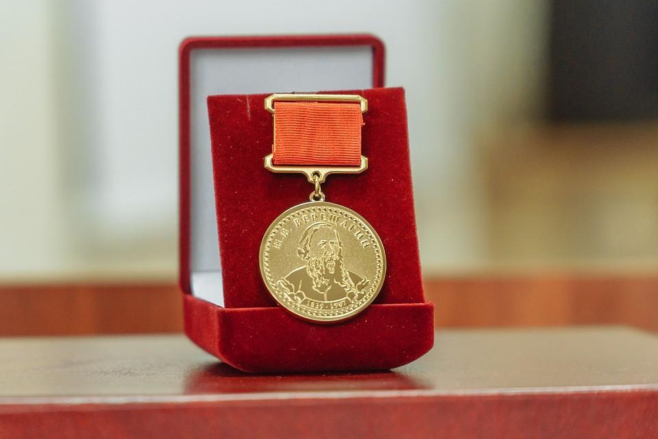 Пять вологодских молочных предприятий наградили первыми медалями имени Николая Верещагина