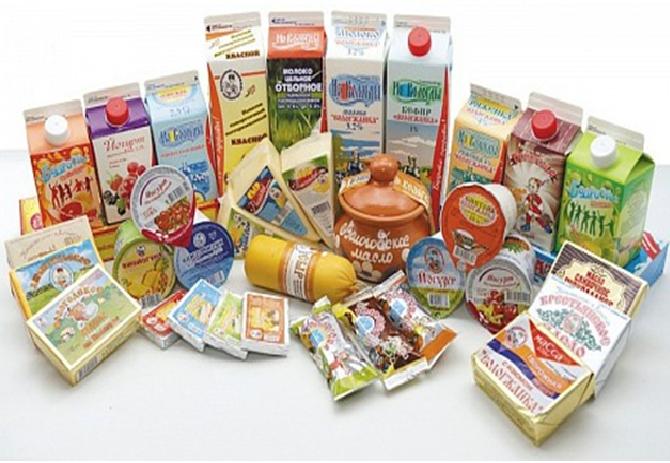 Изготовление молочной продукции в Вологде