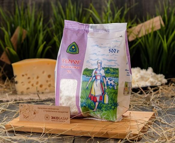 Творог «Вологжанка» производства «Вологодского молочного комбината» признан продуктом повышенного качества.
