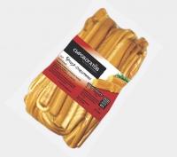 Чечил-спагетти, сыр копченый