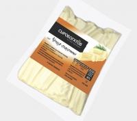 Чечил-спагетти, сыр не копченый