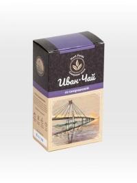 Иван-чай листовой  ферментированный со смородиной