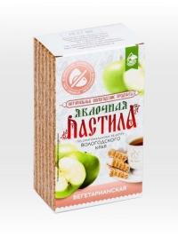 Пастила яблочная натуральная вегетарианская