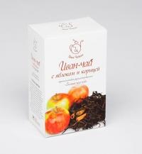 Иван-чай с яблоком и корицей