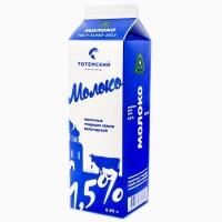 Молоко 1,5% 950г