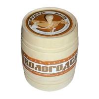 Масло сливочное Вологодское в бочонке