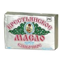 Масло сливочное Крестьянское