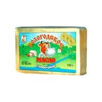 Масло сливочное Вологодское