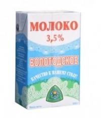 Молоко питьевое ультрапастеризованное 3,5%