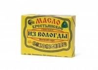 Масло крестьянское фасованное 72,5%