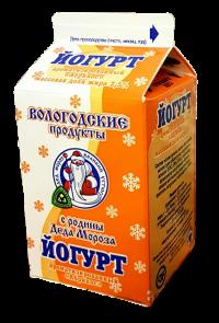 Йогурт 2,5% ароматизированный