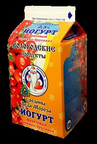 Йогурт 2,5% фруктовый