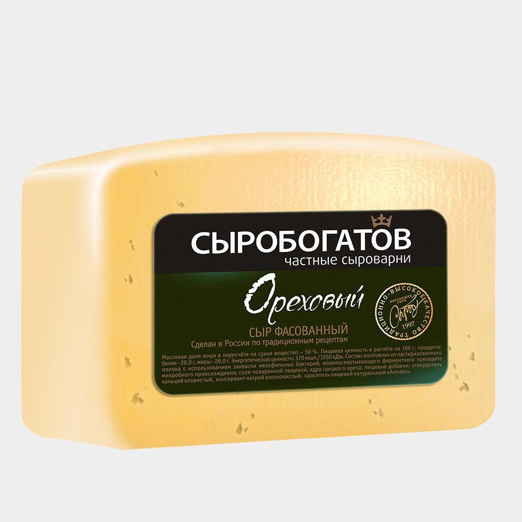 """Сыр """"Ореховый"""""""