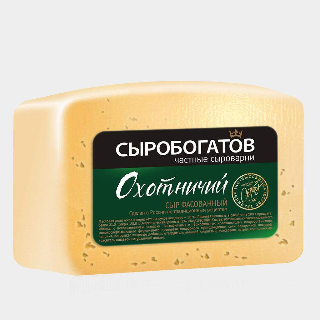 "Сыр ""Охотничий"""