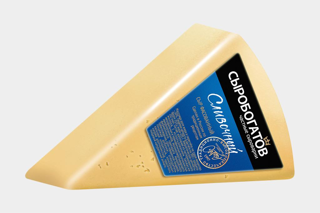 """Сыр """"Сливочный"""""""