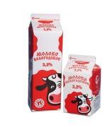 Молоко питьевое пастеризованное ГОСТ 3,2%