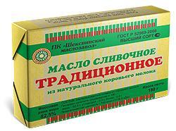 """Масло сливочное """"традиционное"""""""