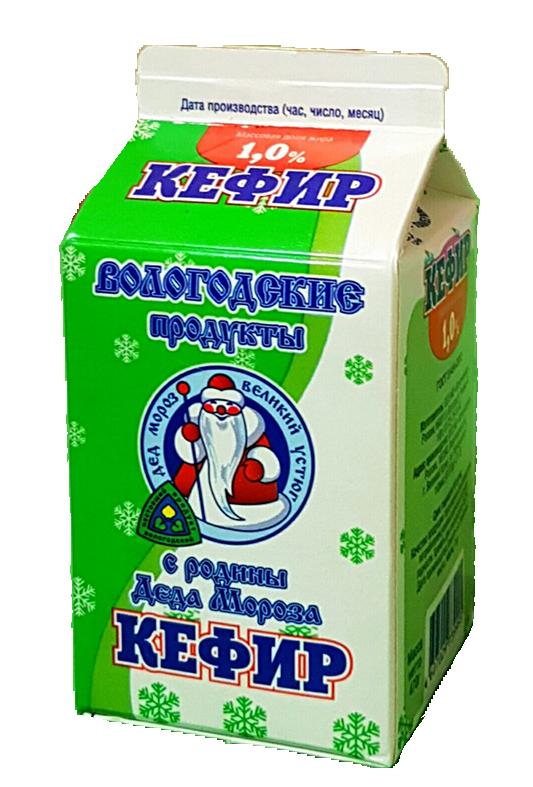 Кефир 1,0%